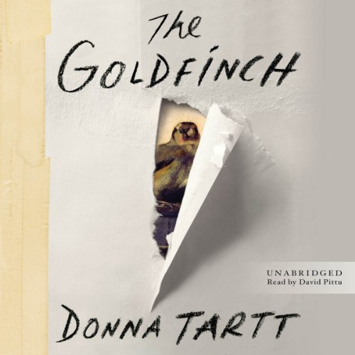 Page de couverture de The Goldfinch