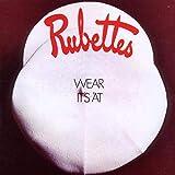 Songtexte von The Rubettes - Wear It's At