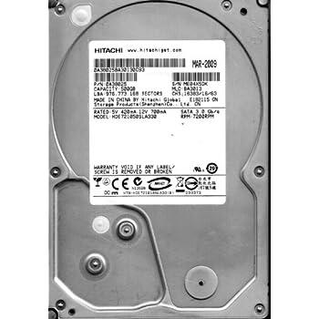 Hitachi GST Deskstar 7K1000.D HDS721010DLE630 Hard Drive 0F13180