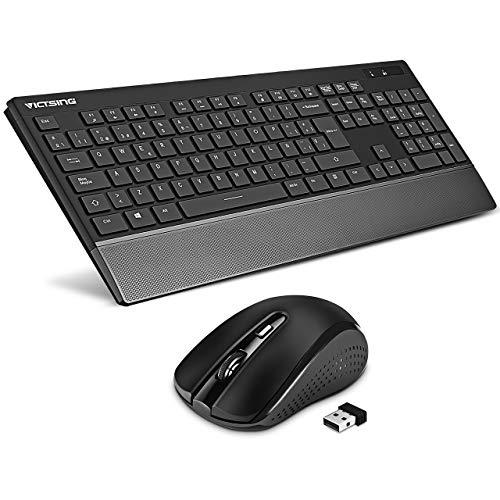 Teclados Y Ratones Inalambricos Para Tablet teclados y ratones inalambricos  Marca VicTsing