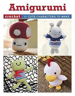 Amazon.com: Les Copains du Jardin: Patron Crochet Amigurumi ... | 332x260