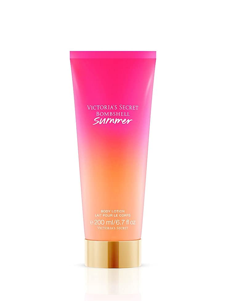 メッセージ起訴する国Bombshell Summer (ボム シェル サマー) 6.7 oz (200ml) Fragrance Lotion by Victoria Secret for Women