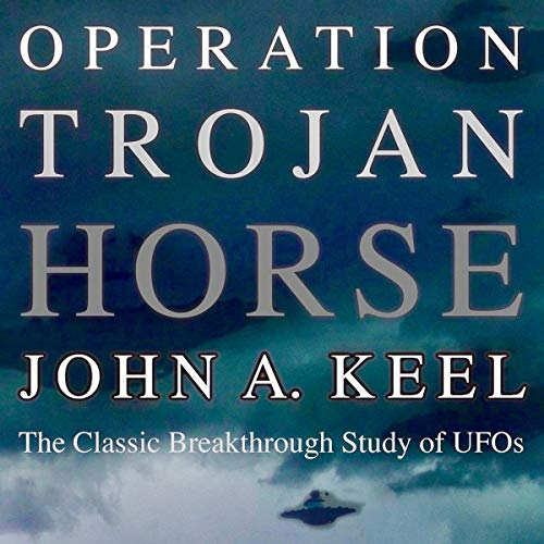 Operation Trojan Horse audiobook cover art