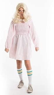 Bodysocks Female Adult Eleven Pink Dress Fancy Dress Costume (Medium)