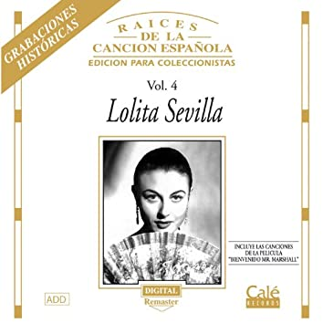 Raices de la Canción Española, Vol. 4