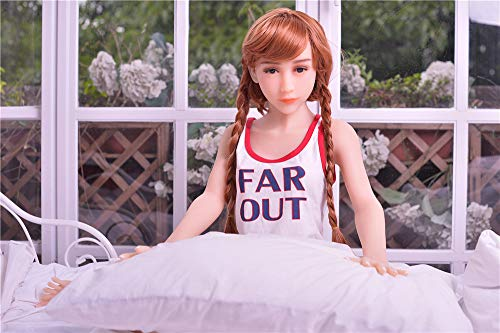 Lifelike Life Size Adult Toy Doll Doles with Tan Skin(158cm B Cup)