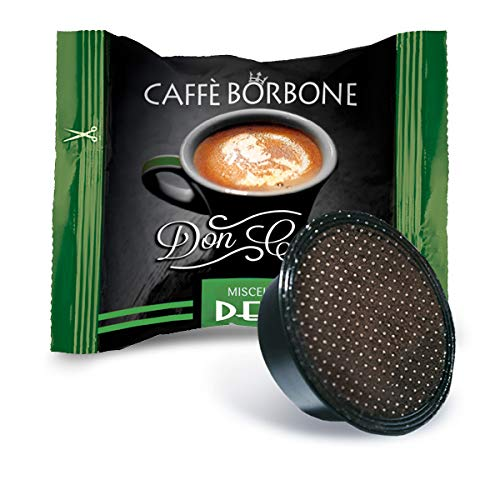 Caffè Borbone Don Carlo Green Blend Coffee 100 Capsules 1.4 kg