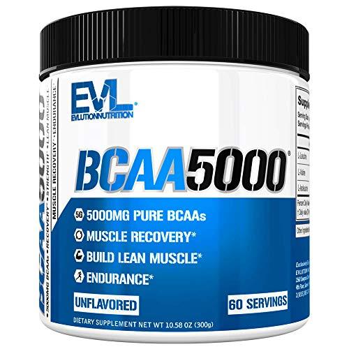 Evlution Nutrition BCAA 5000 -...