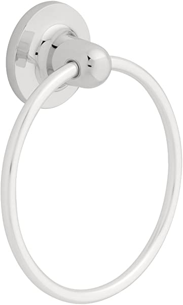 Franklin Brass 127774 Astra Towel Ring Polished Chrome