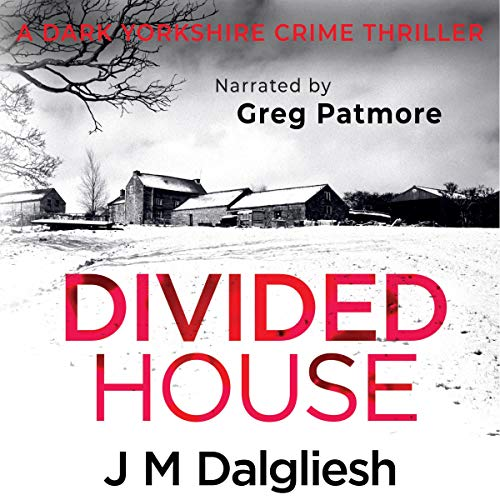 Divided House audiobook cover art