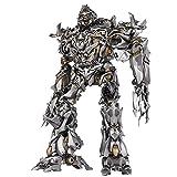 N&G Decoración para el hogar Transformers Toys KO Transformers Toy T-08 Megatron Skywing God of War Figura de acción Juguetes de deformación.