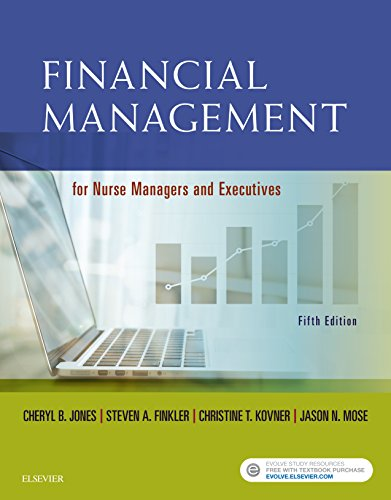 51Ic07vhoIL - Financial Management for Nurse Managers and Executives - E-Book
