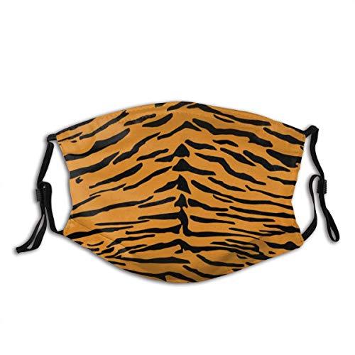 Promini - Pasamontañas reutilizables con estampado de tigre