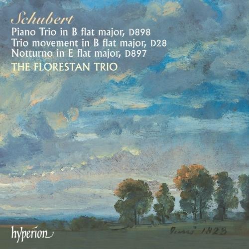 Schubert: Klaviertrio D 898 / Notturno D 897 / Triosatz D 28