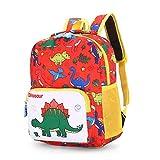 POWOFUN Kids Toddler Preschool Travel Backpack Cute Cartoon Schoolbag Backpack Bookbag (Di...