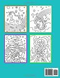 Zoom IMG-1 unicorni libro da colorare per