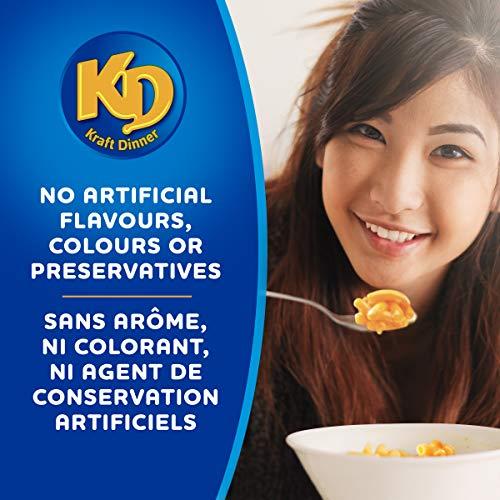 4 Boîte 225g de Kraft Dinner Original - Macaroni au Fromage - 1