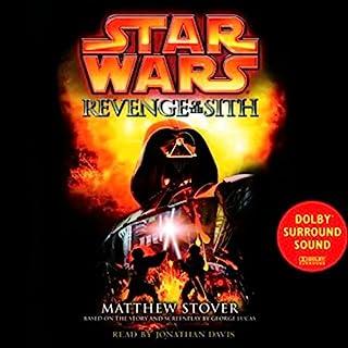 Star Wars Episode III: Revenge of the Sith audiobook cover art