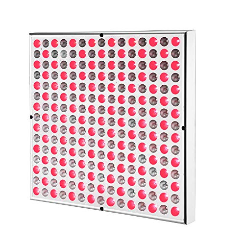 SGROW Red Light Therapy Panel 45W Red Lights Deep Red 660nm & Near Infrared 850nm Led Light Therapy Panels