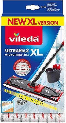 Vileda Ultramax Power Recharge Balais Laveurs Taille XL
