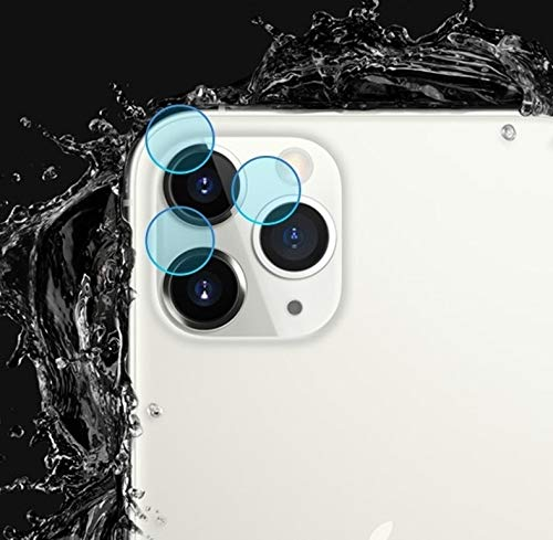 OLUMBO For iPhone 11 / iPhone XR Sombrero-Prince 0.26mm Pantalla 9H 6D Que Curva Completa de la película de Cristal Templado Anti-rasguños