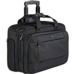 Laptop case with wheels