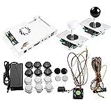 TAPDRA 3288 en uno Pandora's Box 9H Arcade Board 3D / 2D hasta 4 Jugadores Kit Completo de Bricolaje con Puerto de Internet hasta más de 10000 Juegos descargados