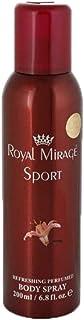 Royal Mirage Sport Refreshing Body Spray 200 ml