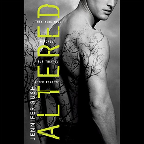 Altered audiobook cover art