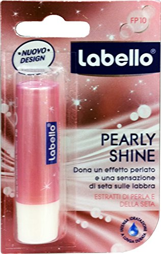 24 x Labello Stick labios Pearly Shine 5 ml