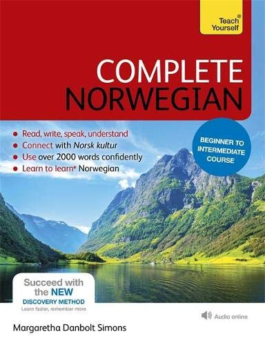 Compare Textbook Prices for Complete Norwegian Beginner to Intermediate Course: Learn to read, write, speak and understand a new language Teach Yourself 3 Edition ISBN 9781444195040 by Danbolt-Simons, Margaretha