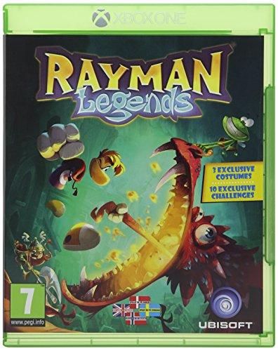 Ubisoft - Rayman Legends (English/Nordic) /Xbox One (1 GAMES)