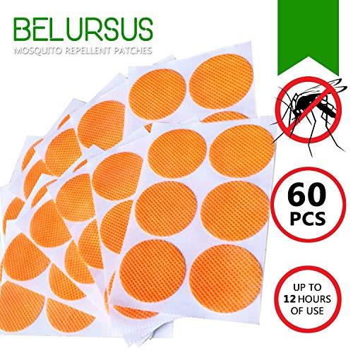 BELURSUS - Parche Repelente de Mosquitos