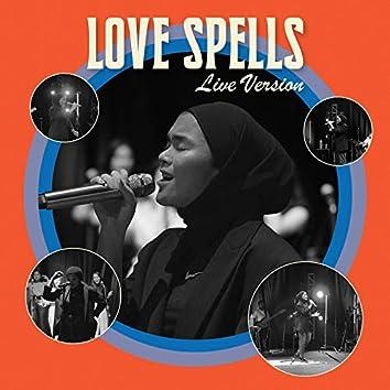 Love Spells (Live)