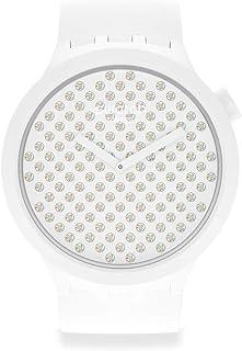 Swatch Light Boreal Quartz Unisex Watch SO27Z106