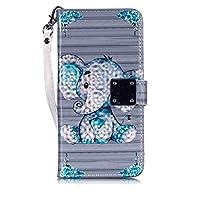 iPhone 7 Plus プラス PUレザー ケース, 手帳型 ケース 本革 財布 携帯カバー カバー収納 耐摩擦 ビジネス 手帳型ケース iPhone アイフォン 7 Plus プラス レザーケース