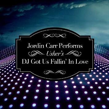 "Jordin Carr Performs Usher's ""DJ Got Us Fallin' in Love Again"""