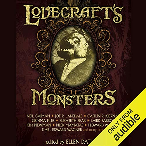 Page de couverture de Lovecraft's Monsters