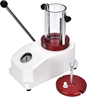 Guarda la macchina di prova impermeabile, strumento di misurazione 2 orologi Guarda il tester impermeabile, lega di allumi...