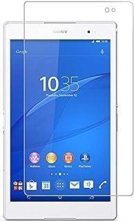 PauTion Sony Xperia Z3 Compact Tablet フィルム Sony Xperia Z3 Compact Tablet タブレット2017 モデル 強化ガラスフィルム 国産ガラス素材 表面硬度9H 高透過率 気泡防止...