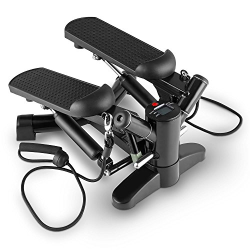 Klarfit Powersteps Twist - Stepper,...