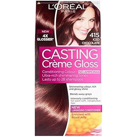L Oréal Paris – Casting creme gloss 415 Chocolate helado ...