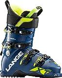 LANGE–Botas de esquí XT Free 120LV (Navy Blue) Hombre–Hombre–Talla 46–Azul, Color Azul, tamaño 26,5
