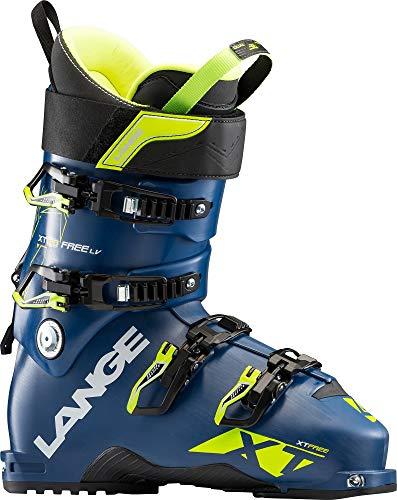 Lange heren skischoenen XT Free 120 LV (Navy Blue) - maat 46 - blauw