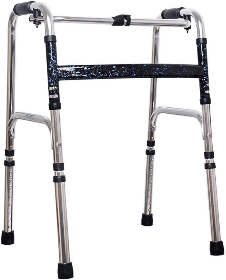 Home Walker Lightweight Folding Hemiplegia Alloy Max 47% OFF Max 79% OFF Disabl Aluminum