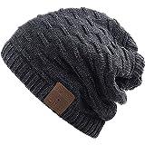 Mydeal Unisex 2IN1 Bluetooth Beanie Hat Cap Scarf...