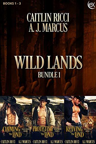 Wild Lands Bundle 1 (English Edition)