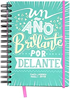 Amazon.es: agendas dibujos 2018