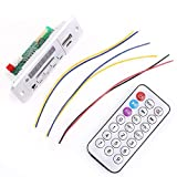 Mini Decodificador de Placa, 5VMP3 Módulo Decodificador de Llamadas MP3 WAV U-Disk Y Tarjeta USB TF Con Amplificador de Control Remoto