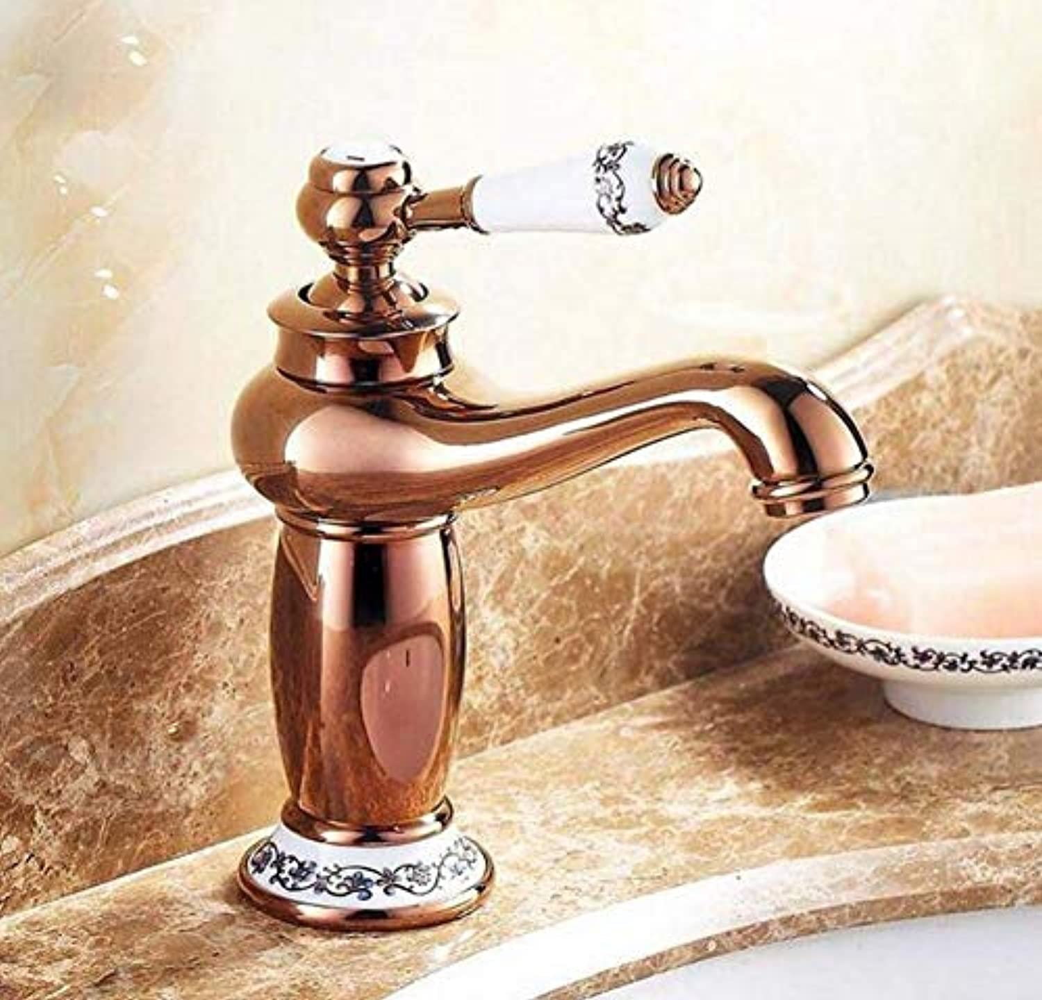 Brass Wall Faucet Chrome Brass Faucet Mixer Antique Bronze Finish Brass Sink Faucet Single Handle Vessel Sink Water Tap Mixer